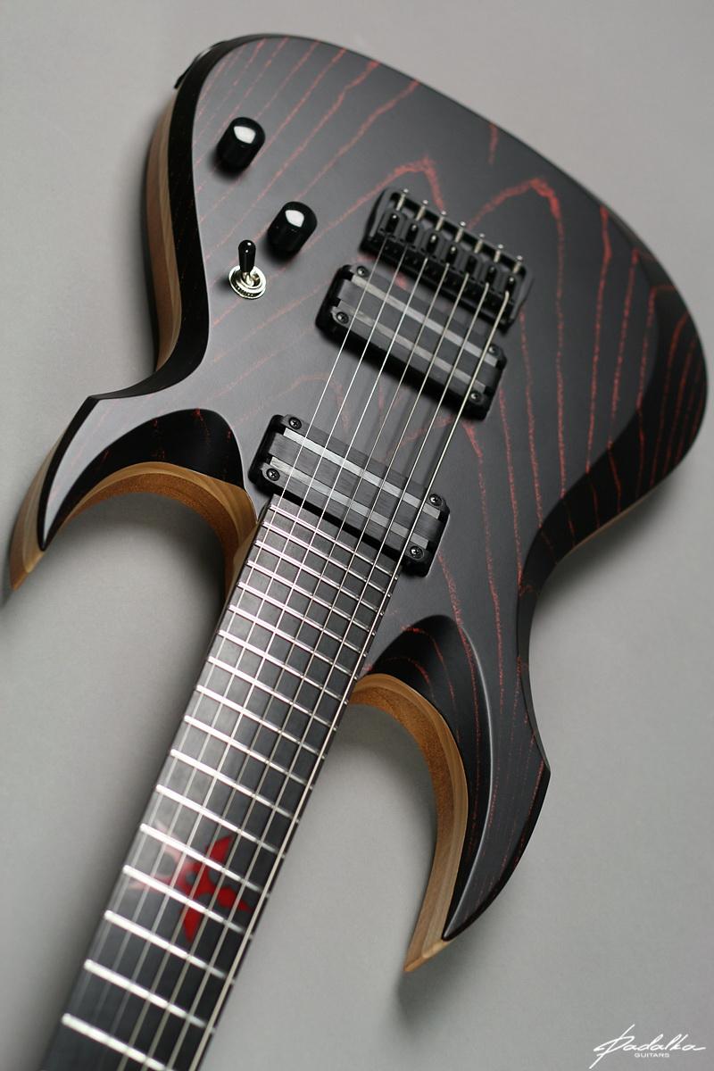 Shuriken Gallery Padalka Guitars