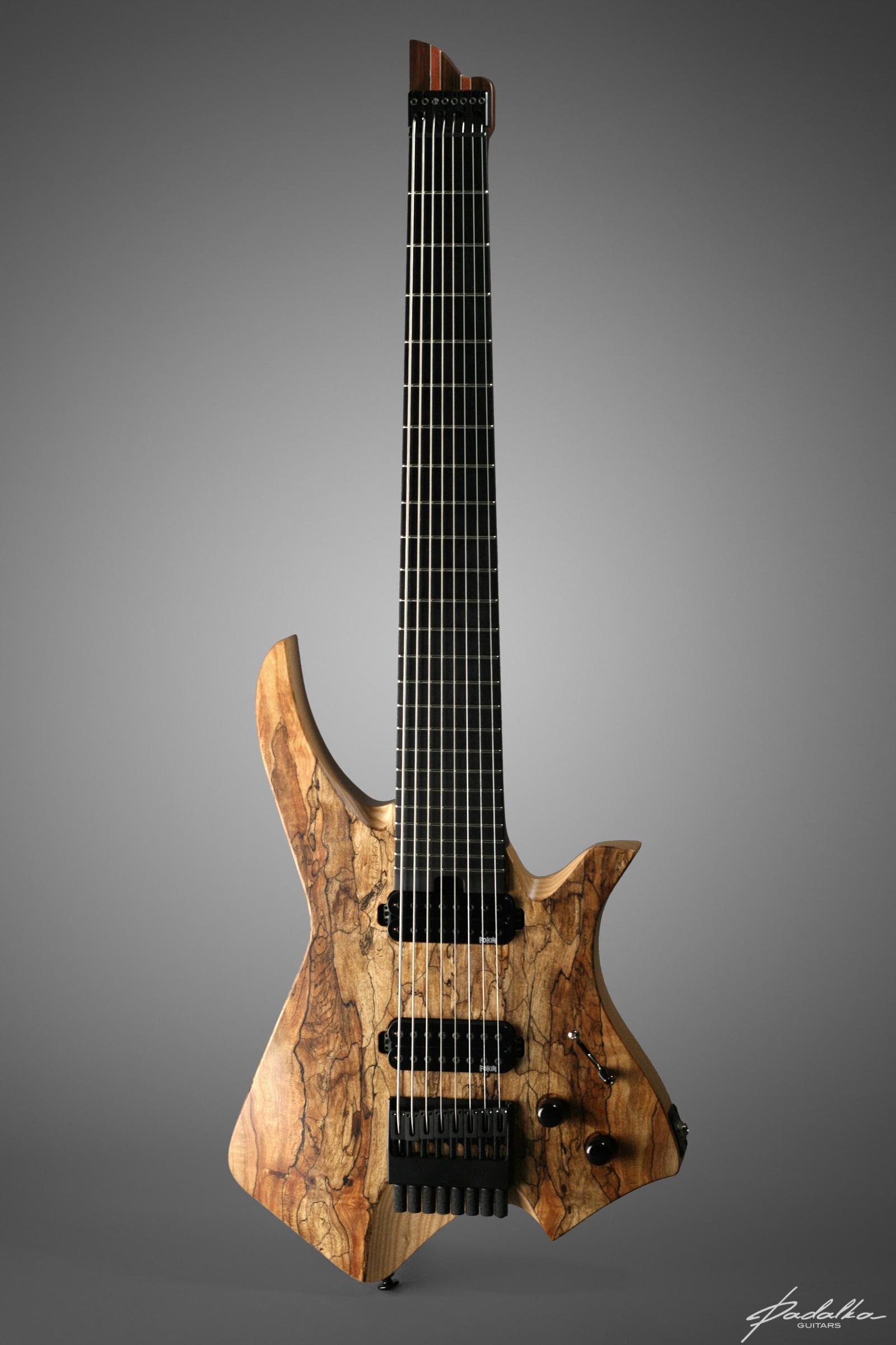 Neptune Gallery Padalka Guitars